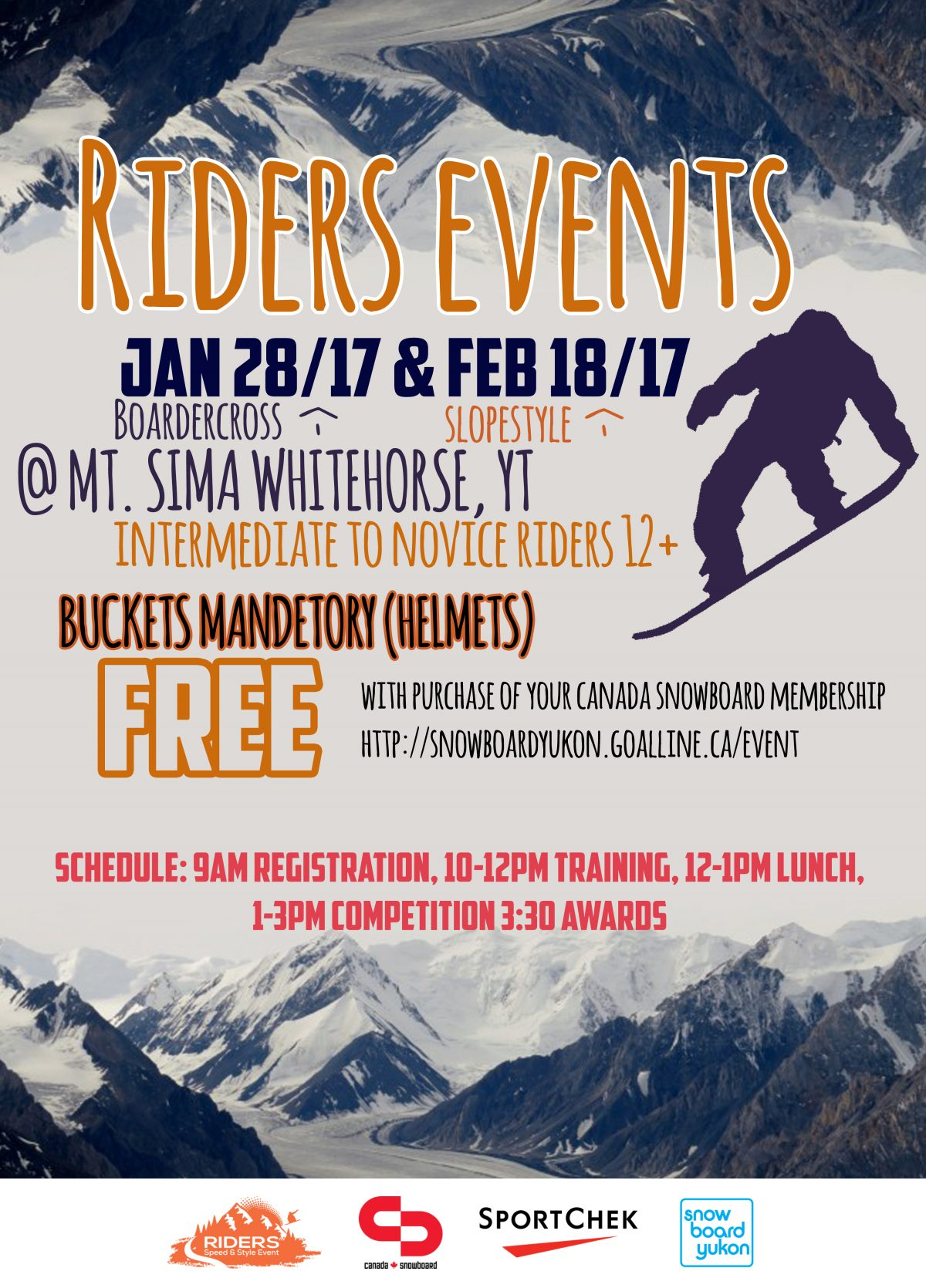 whitehorse-riders-event